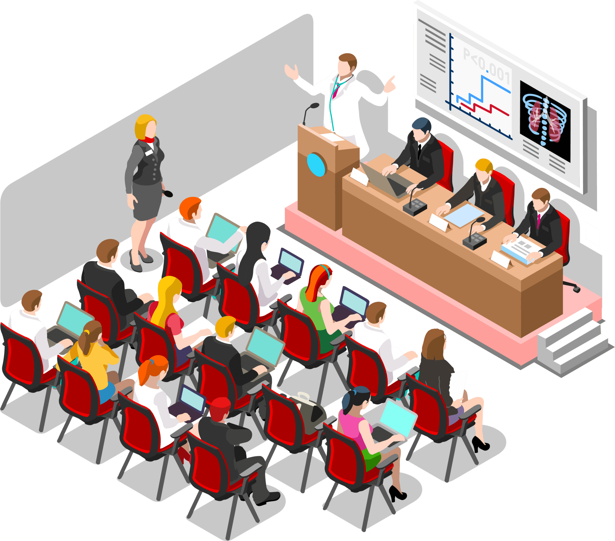 A Scaled Approach to Advisory Board Meeting